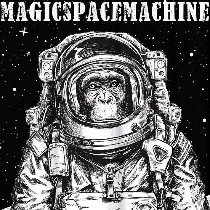 Magic Space Machine front