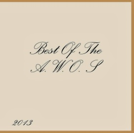 various - best of the awos 2013