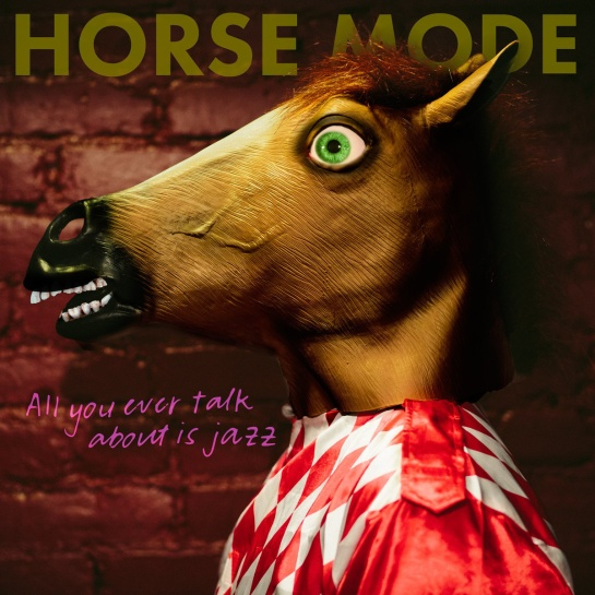 horse mode album cover art l bishopandrook