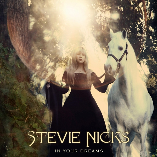 HQ In Your Dreams Album Cover Stevie Nicks 1