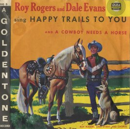 ROY_ROGERS_(COUNTRY)_HAPPY+TRAILS+TO+YOU+-+6+ORANGE+VINYL-493142