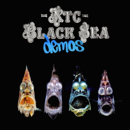 X T C - Black Sea Demos cover