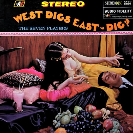 The Seven Players – West Digs East - Dig