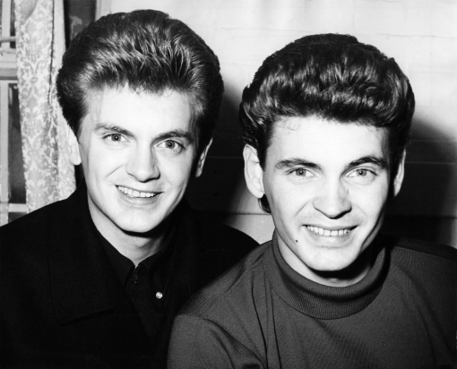Photo of Phil EVERLY and Don EVERLY and EVERLY BROTHERS