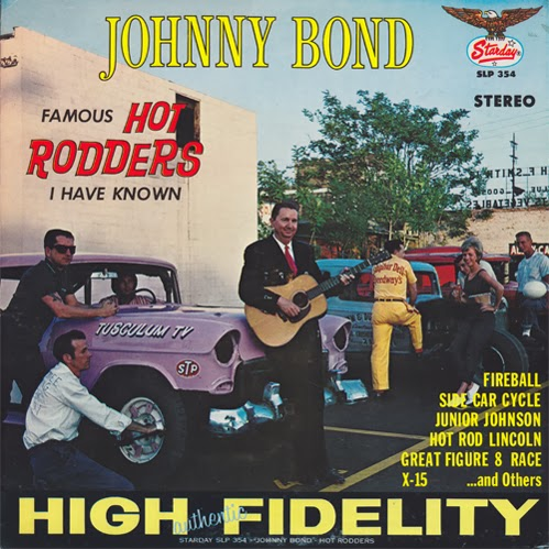Johnny Bond LP