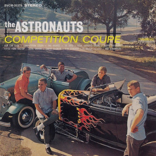 The Astronauts - Front