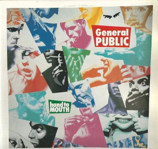 General-Public-Hand-To-Mouth-LP-NMVG-Canada-IRS-IRS-5782-Lyric-sleeve-201335433702