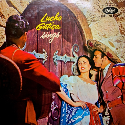 """""""Lucho Gatica Sing,"""" Recorded in Mexico and Chile"""