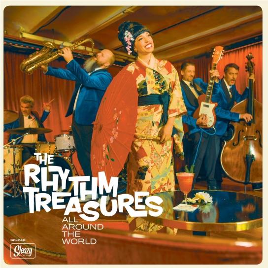 rhythm treasures