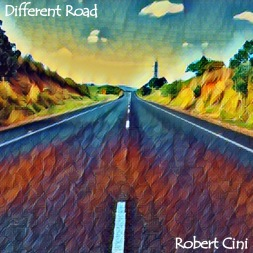 Different Road_Cover_Robert Cini