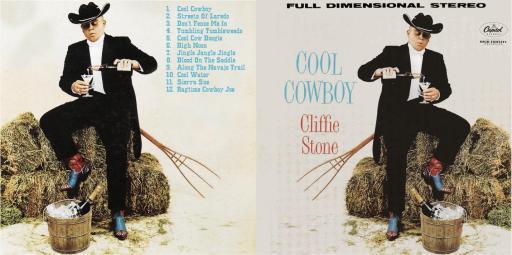 Stone, Cliffie - Cool Cowboy (A)