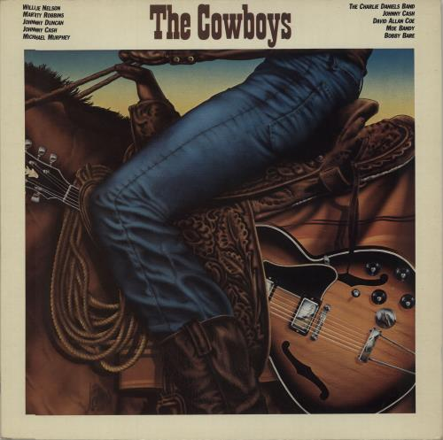 VARIOUS-COUNTRY_THE+COWBOYS-674136