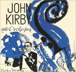 1940s John Kirby and Orchestra 78 album
