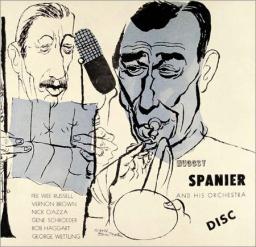 1947c Muggsy Spanier and his Orchestra 78 album