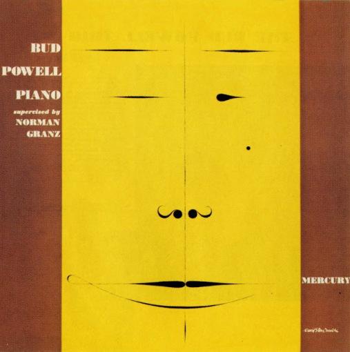 1949 Bud Powell Piano 1 10 LP