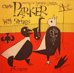 1950 Charlie Parker with Strings Vol. 2 78 album