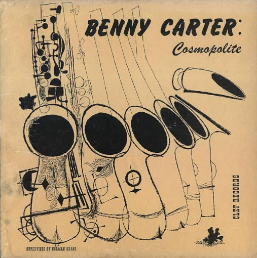 1952 Benny Carter Cosmopolite
