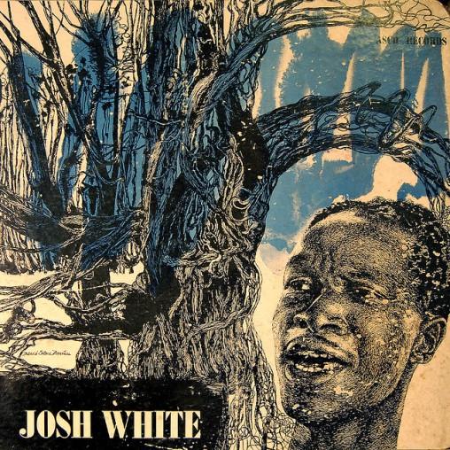 1952 Josh White Josh White Sings Vol. 2) 10 LP