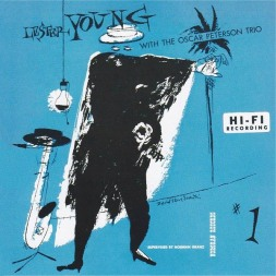 1952 Lester Young with The Oscar Peterson Trio No. 1