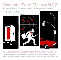 Dramatic Funk Themes Vol. 3_Cover