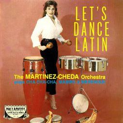 Let's dance latin-Martinez-Cheda Orch-frente