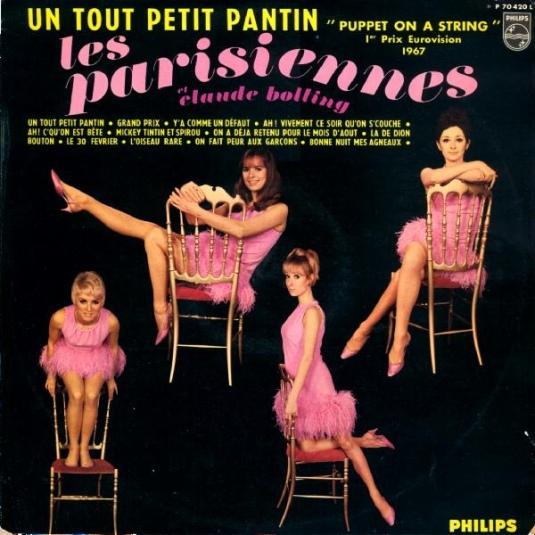 Les Parisiennes - Un tout petit pantin