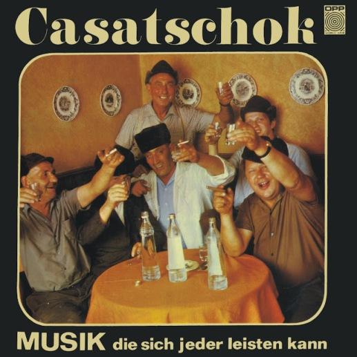 Casatschok - Front