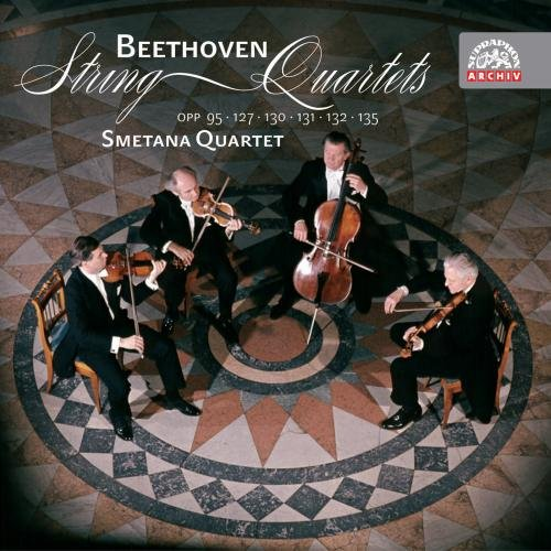 Beethoven-String-Quartet-Survey-SMETANA-QUARTET-SUPRAPHON-Late-Quartets-jens-f-laurson-ClassicalCritic