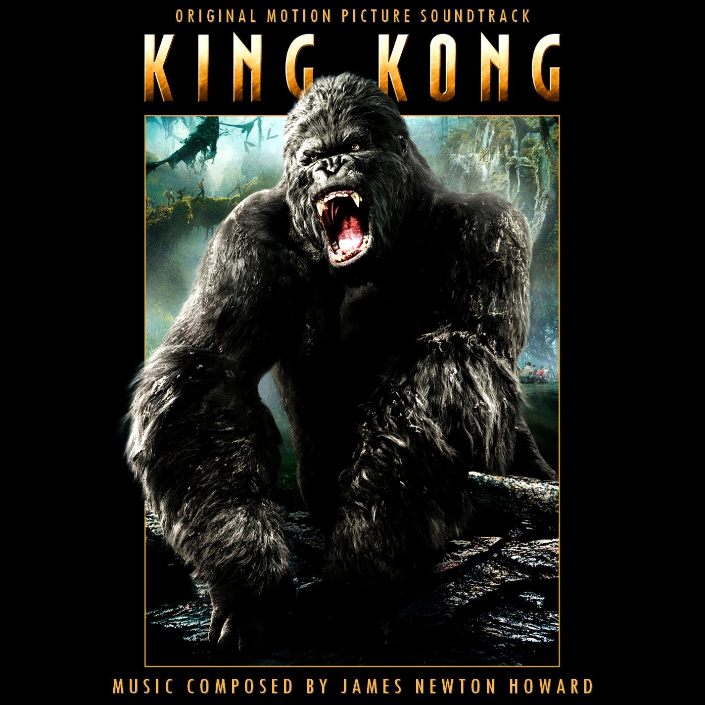 King Kong Folder
